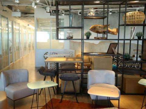 אורבן פלייס רוטשילד - Urban Place Rothschild - חלל עבודה בתל אביב