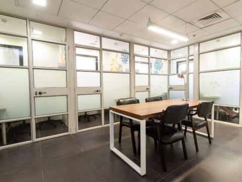 בי וורק בית קורן - BeWork Beit Koren - חלל עבודה בחדרה