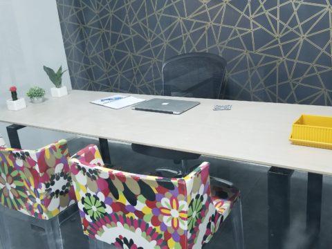 חדר הרצאות בבריקס - BREEX - חלל עבודה בנווה אילן
