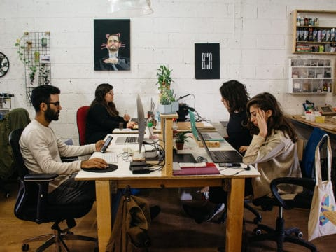 המפעל 1 - HaMifal 1 - חלל עבודה בתל אביב