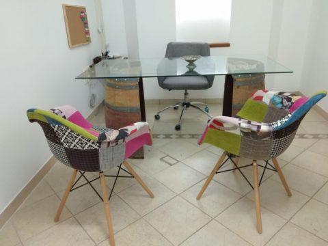 חדר הרצאות בהמרכז להצלחות - Hazlahot Center - חלל עבודה בראש פינה
