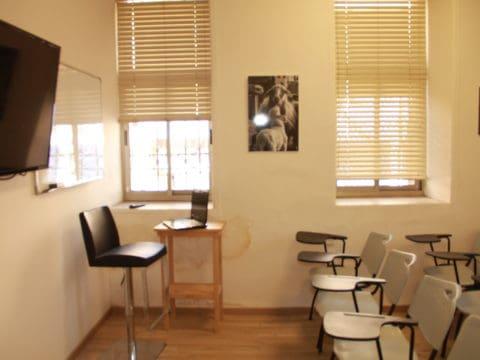 עמדה באופן ספייס בוורקספייס ירושלים - WorkSpace Jerusalem - חלל עבודה בירושלים