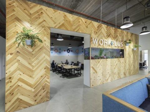 וורקפלוס - Workplus - חלל עבודה ברחובות