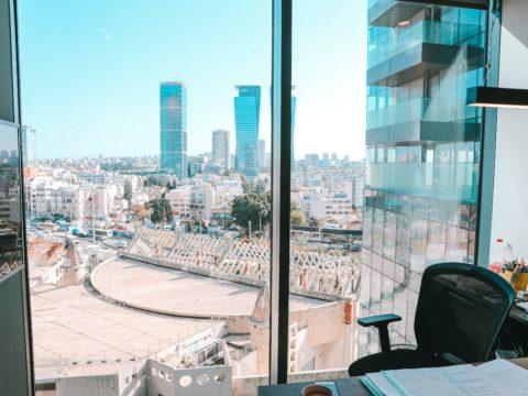 פרטנרס אנד קו - Partners & Co - חלל עבודה בתל אביב
