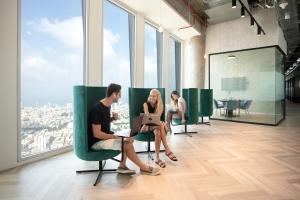 חללי עבודה מומלצים בתל אביב על ידי משתמשים
