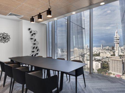 ריג'ס שרונה - Regus Sarona - חלל עבודה בתל אביב