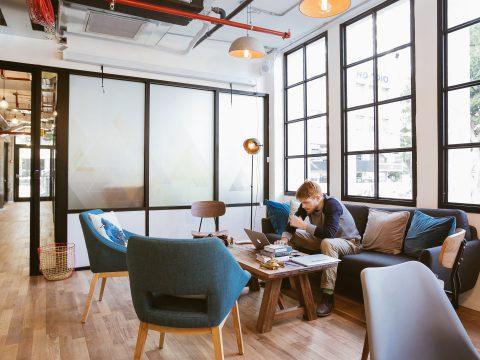 ווי-וורק דובנוב תל אביב - WeWork Dubnov Tel Aviv - חלל עבודה בתל אביב