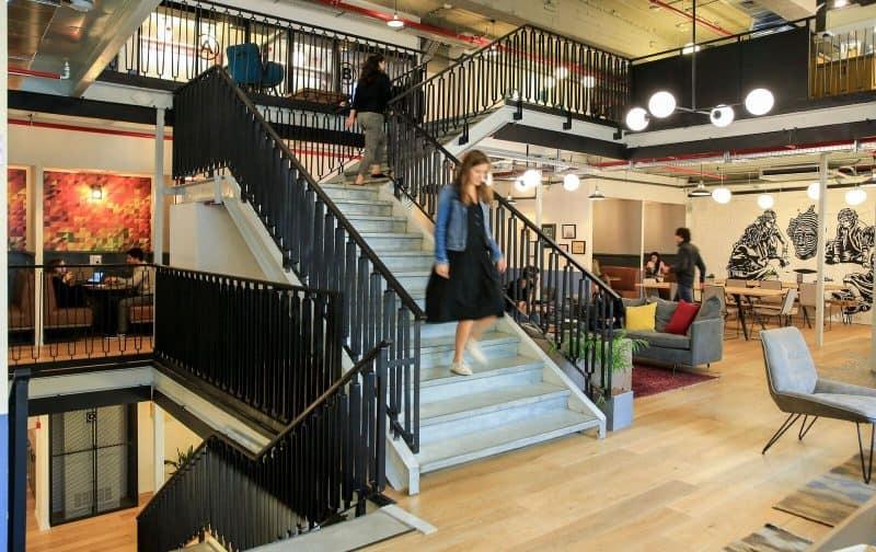 SPacenter.co .il ווי וורק לונדון מיניסטור תל אביב WEWORK London Ministore Tel Aviv 2
