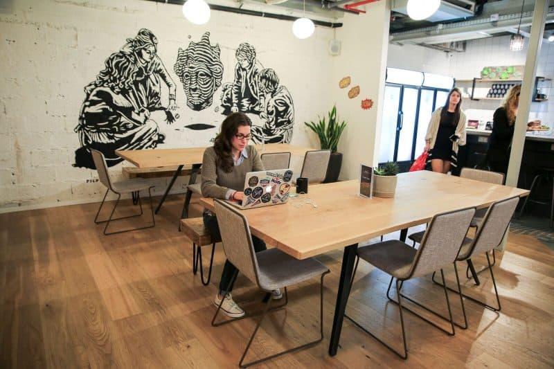 SPacenter.co .il ווי וורק לונדון מיניסטור תל אביב WEWORK London Ministore Tel Aviv 3
