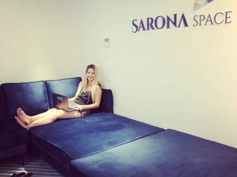 שרונה ספייס חיפה - Sarona Space Haifa - חלל עבודה בחיפה