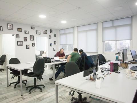 שרונה ספייס הארבעה - Sarona Space HaArbaa - חלל עבודה בתל אביב