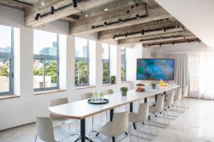 חדרי ישיבות להשכרה שירשימו כל לקוח או משקיע