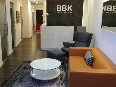 משרדי בוטיק+ - Boutique Offices - חלל עבודה בראשון לציון