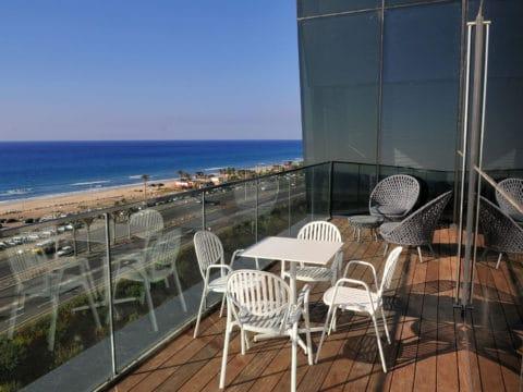 חדר ישיבות בריג'ס מתם חיפה - Regus Matam Haifa - חלל עבודה בחיפה