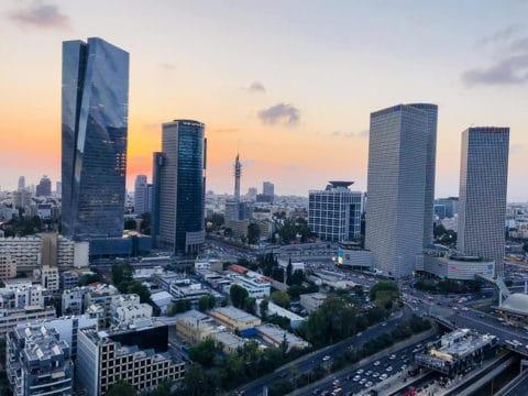 חללי עבודה משותפים בתל אביב