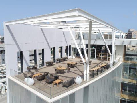 פאוור האוס - Power house - חלל עבודה בתל אביב