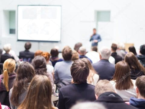 depositphotos 67799165 stock photo audience in the lecture hall