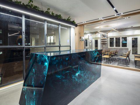 חדר ישיבות במייפל - Maple - חלל עבודה בתל אביב