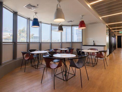 ריג'ס נתניה - Regus Netanya - חלל עבודה בנתניה