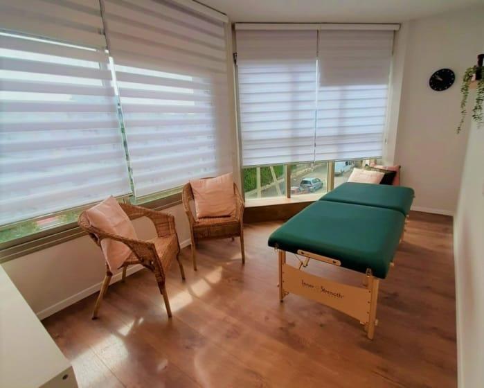חלל עבודה מחוברים קליניקות חדרי טיפול ומשרדים 1