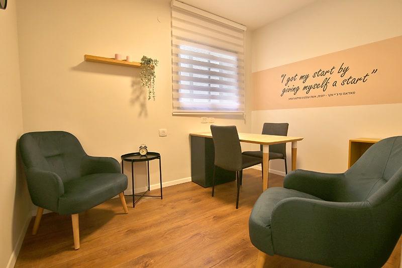 חלל עבודה מחוברים קליניקות חדרי טיפול ומשרדים 3