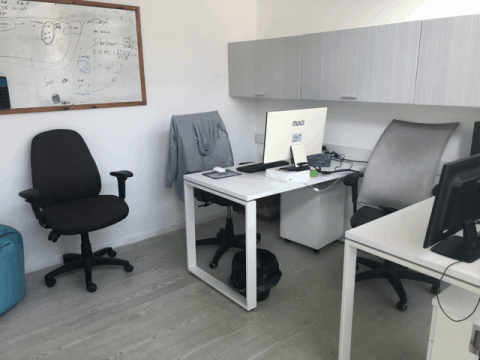 משרד פרטי בסטרטר - Starter - חלל עבודה בהרצליה