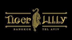 tiger lilly טייגר לילי לוגו