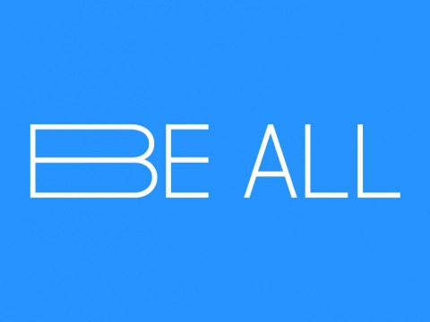 be all logo