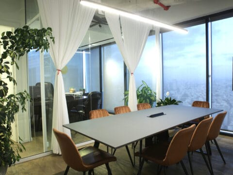 httpswww.spacenter.co .il חדר ישיבות במגדל מידטאון תל אביב Meeting room Midtown Tel Aviv 4