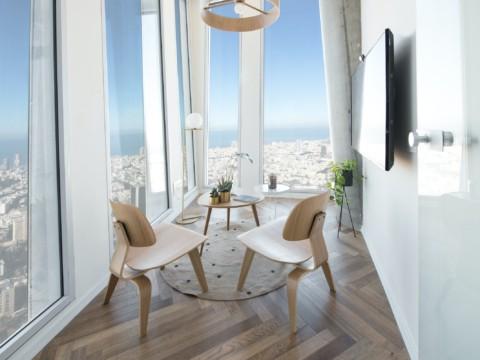 LABS Tel Aviv לאבס תל אביב חדר ישיבות ספייסנטר 7