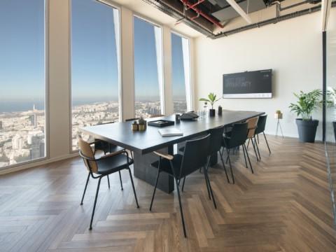 LABS Tel Aviv לאבס תל אביב חדר ישיבות ספייסנטר 9
