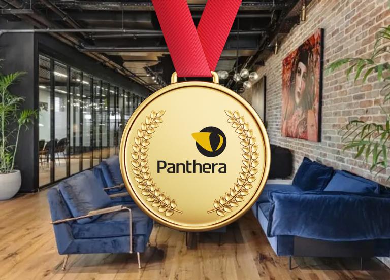 פנתרה חלל העבודה הטוב ביותר לשנת 2020